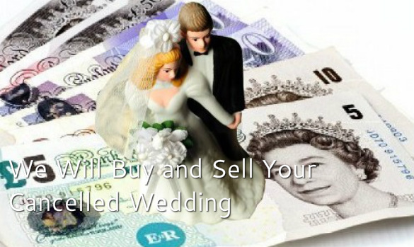 Cancelled Weddings for sale UK Cancelled weddings for sale in UK
